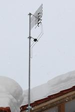 Antenni talvella